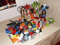 Lego & Lego Bionicles - Mini Figures - Bionicle Figures - Loads of Lego