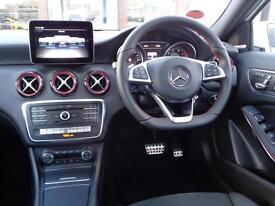 Mercedes-Benz A Class A 250 4MATIC AMG PREMIUM (white) 2016-11-08