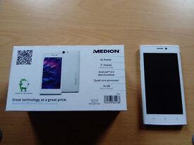 Medion E5005 Android smartphone