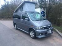 MAZDA BONGO AERO CITY RUNNER 2.0 PETROL 4 BERTH POP TOP CAMPER