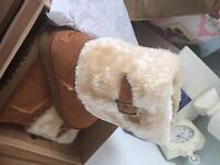 Ugg boots can deliver local or post