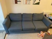 3 seater sofa- urgent sale