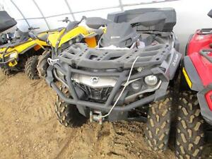 2013 Can-Am OUTLANDER 800XT EFI