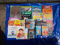 Bundle of Children's Books, Various, 39 books in all.