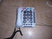 Large number phone, perfect for the elderly