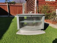 Glass fronted TV Stand - £10 or best offer