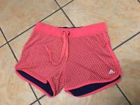 Ladies size 8 adidas shorts