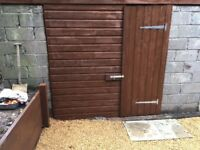 Falkirk Handyman Services, decking, fences, shed repairs, all maintenance work