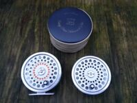 Hardy Marquis #10 Fly Reel & Spare Spool