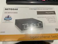 NETGEAR 300 Switch Series 5 port