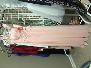Pastel Pink Grad Dress for Sale