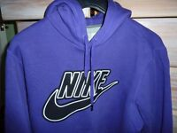 3 NIKE HOODIES, IN FAB CONDITION SIZE L (£16 FOR ALL 3 HOODIES)