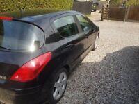 Peugeot, 308, Hatchback, 2008, Manual, 1560 (cc), 5 doors
