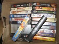 VHS Video Tape Collection