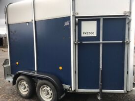2007 Ifor Williams Horse Trailer 505