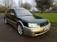 Subaru Legacy 3.0 H6 Outback (Lux Pack) Sports Tourer 5dr