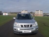 2008 X Trail, MOT Jan 2019, full service history, manual, diesel, excellent car, tow bar.