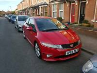 Honda civic type R 2.0 i-vtec Gt