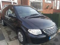 For sale chrysler voyager