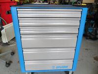 Unior Professional Roller Cabinet 7 Drawer Tool Chest Storage Unit 940E4 Euro3 Located in Bridgend
