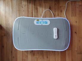 Maxburn Pro II Vibrating Fitness Plate