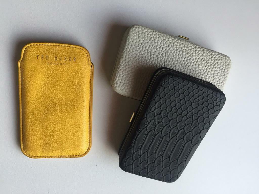 96a9f323e 2 TOPSHOP + TED BAKER iPhone 4s Phone Cases.