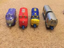 Chuggington die cast trains
