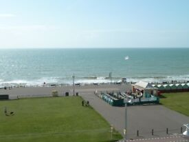Amazing Sea Views, 3 double bedroom apartment, Adelaide Crescent Hove