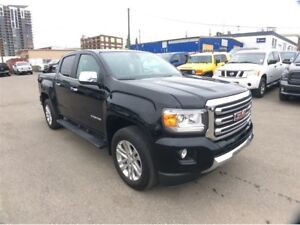 2015 GMC Canyon / SLT / CREW / AWD / NAV / B/U CAM / LEATHER