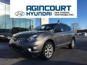 2013 Nissan Rogue SV AWD/NAVI/SUNROOF/ONLY 75858KMS