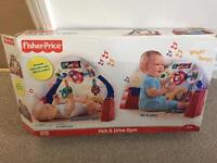 Fisher Price Items As New