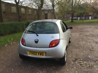 FORD KA 1.3 COLLECTION 02 REG MOT JULY 10TH 2018 CLUTCH SLIPS SPARES OR REPAIRS