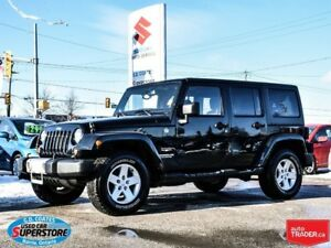 2013 Jeep WRANGLER UNLIMITED Sahara ~Navigation ~Alpine Audio