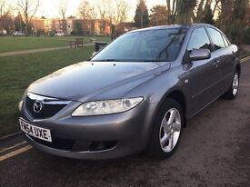 Good Condition 2005 MAZDA 6 2.0L DIESEL - ONLY 92k MILES with FULL SERVICE HISTORY - BARGAIN @ £1250