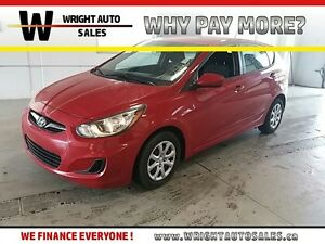 2013 Hyundai Accent LOW MILEAGE HEATED SEATS 21,657 KMS