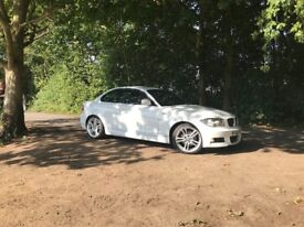 BMW 1 series coupe 120d M Sport