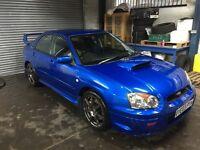 Subaru sti PPP Swap