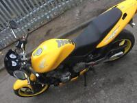 2001 Honda hornet 600 f