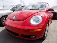 2008 Volkswagen New Beetle 2.5L Trendline Aut. Gr.Électrique Cab
