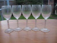 DRINKING GLASSES - 5