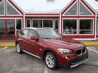 2012 BMW X1 XDRIVE28i !! PANORAMIC SUNROOF!! ALLOYS! POWER EVE