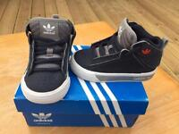 Boys Adidas trainers infant size 4