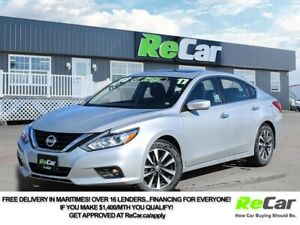 2017 Nissan Altima 2.5 SV HEATED SEATS | BACK UP CAM | SUNROOF