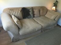 Large 3/4 Seater Sofa: Tetrad Grande Eastchester