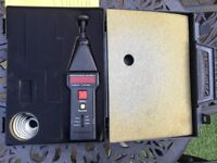 RS Optical Microprocessor Tachometer - used but in good condition