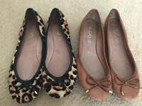 Set of two Ladies Aldo Shoes Size 6