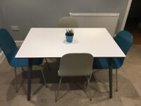 John Lewis kitchen table and 4 chairs