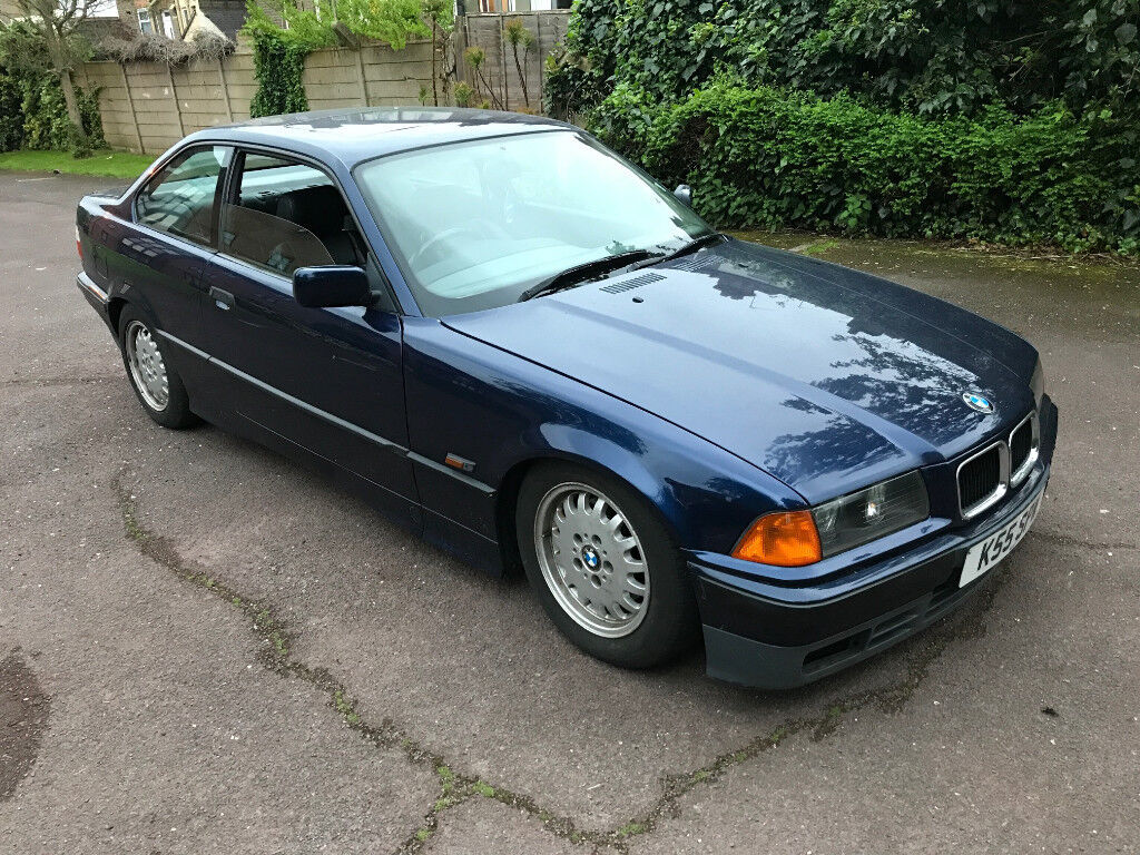 1993 BMW E36 325i Auto COUPE LOW MILEAGE NO RUST | in Walthamstow, London |  Gumtree