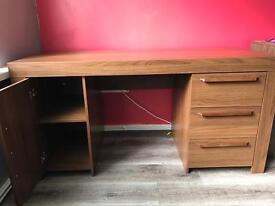 Desk - Walnut