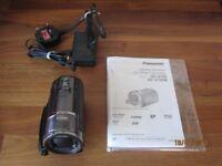 Panasonic Top Of Range Portable Camcorder With Professional Sensors V700